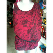 Ropa Para Damas Blusas Fashion Juveniles Lg Importada Hp Cd