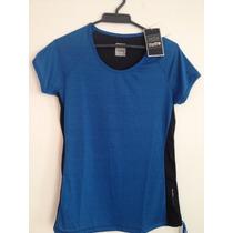 Blusa O Camiseta Totto En Color Negro Y Azul