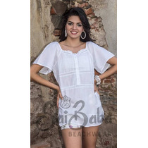 Ropa Playera - Hindu Blusa Blanca