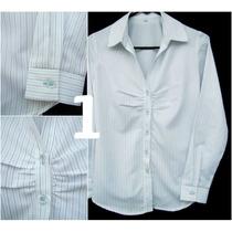 Blusas Ejecutivas/de Vestir Para Dama