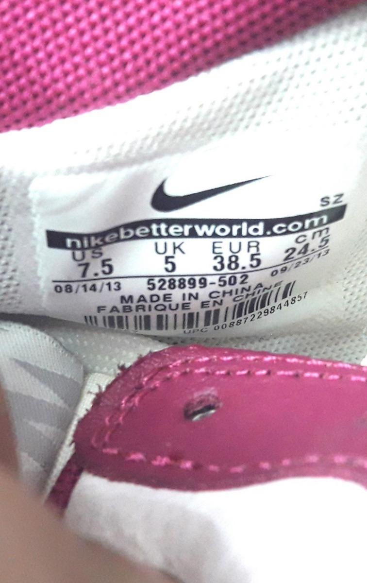 Mujer Botas Nike Force Sky High Wedge Morad Suela Plataforma