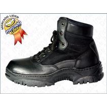 Botas De Seguridad Policiales,militares,motorizado Tipo Swat