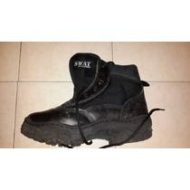Botas Policial Swat, Altura Del Tobillo 8