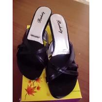 Zapatos Zapatillas Sandalias Damas Calzados Dama Tacon