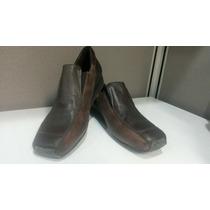 Bellos Zapatos Velez Shoes Cuero Original Talla 37