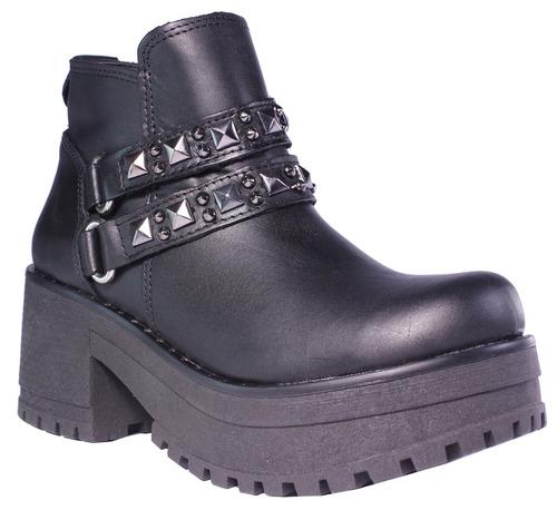 mujer botinetas zapatos