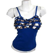 Tirito Top Blusa Straple Bellos Colores.!!!