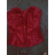 Bello Corset Rojo