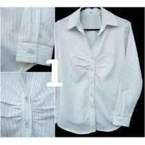 Blusas/camisas Ejecutivas/de Vestir Para Dama