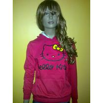 Sweater Abrigo Blusa Manga Larga/corta Con Capucha De Dama