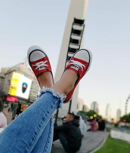 mujer chatitas zapatos