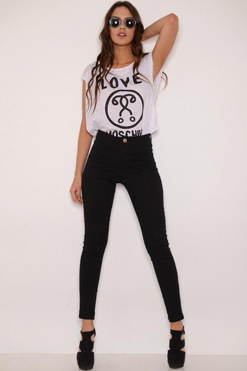 b8f604ba9 mujer chupin pantalón jeans · pantalón jeans de mujer chupin tiro alto  color negro