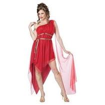 Disfraz Vestido Mujer Diosa Griega Talla L