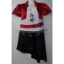 Disfraz Vestido De Hannah Montana Adulto