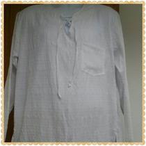 Santeria, Camisa Indu Blancas Caballero Importada