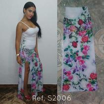 Maxi Faldas De Damas Nuevas De Fiesta Casual Boda Faldas P17