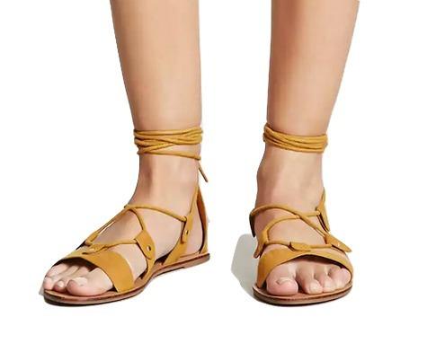 mujer forever sandalias