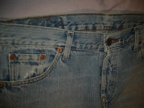 mujer jean pantalon