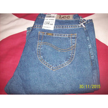 Pantalon(jeans) Lee Original, Dama, Hipster Fit, 328, 29x32.