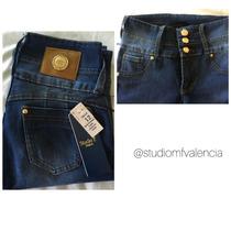 Jeans Studio F 3oo La Docena Jeans Dama Excelente Calidad