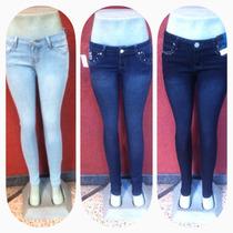 Jeans Corte Medio Salvaje