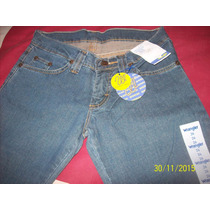 Pantalon(jeans) Wranger Original De Dama, Talla 26x32
