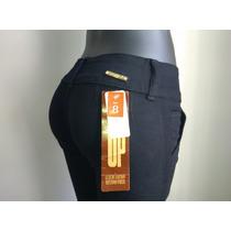 Bello Pantalon Studio F Dama Color Negro Talla 8 (28)