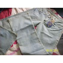 Pantalon(jeans) Wranger Original De Dama, Talla 26 Y 28