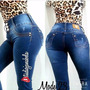 Studio F Jeans Pantalon De Dama Modacolombiana Levanta Cola