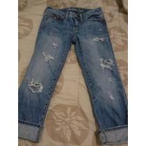Jeans Como Nuevo American Eagle Aprovecha...