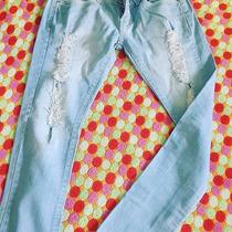 Pantalon Jeans Roto