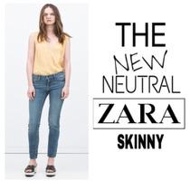 Espectaculares Blue Jeans Dama Zara Y Pull & Bear Originales