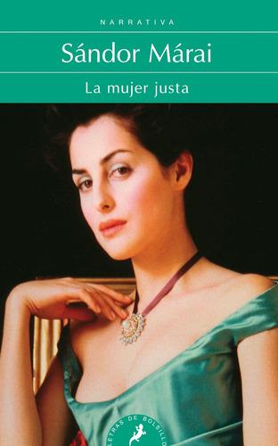 mujer justa / sándor márai (envíos)