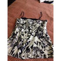 Blusa De Fiesta Ann Taylor Usa 100% Polyester