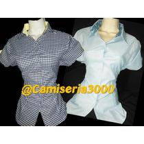 Camisas Blusas De Dama De Oficina