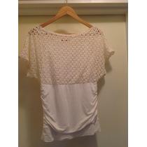Blusa Usada Para Dama Mujer, Talla L . Como Nueva