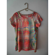 Camisas Para Damas Tipo Blusón Nuevas