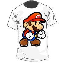 Franelas Mario Bros ( 2-4-6-8 )