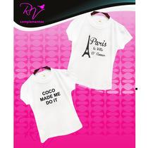 Camisetas De Moda Céline Paris, Y Tus Logos Favoritos.