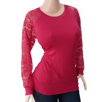 Blusa Dama Sueter Diseño Gorditas. A La Moda. Ref: 1202