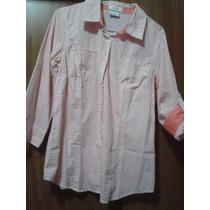 Camisa Dama Van Heusen Y Old Navy