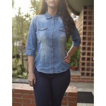 Camisas De Jean Para Dama