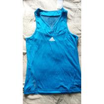 Franelas Deportivas Dama Adidas Originales Talla L