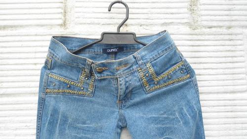 mujer, marca jean
