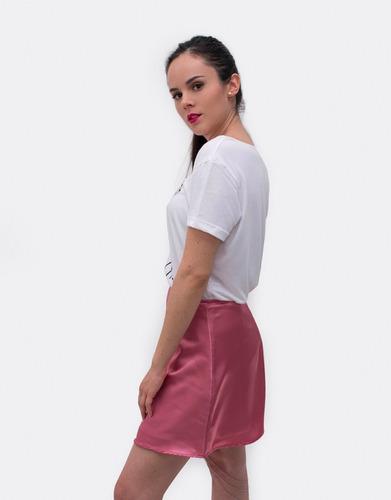 mujer minifalda falda mini