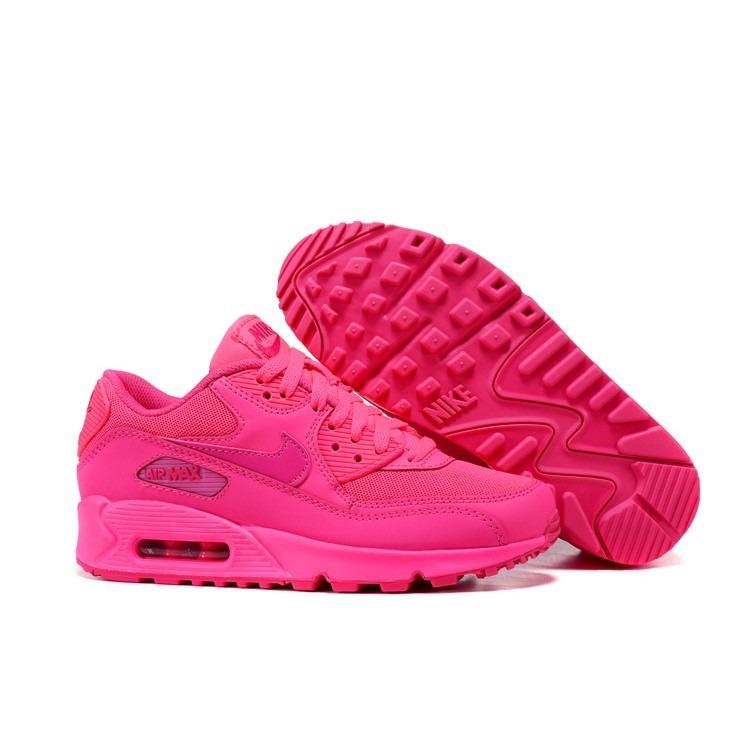 d4322dbd13291 mujer nike zapatillas · zapatillas mujer nike air max 90 fucsia   sneakerbox