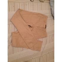 Pantalon De Vestir Para Dama Beige