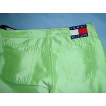 Pantalon De Dama Tommy Hilfiger Talla 28 Original