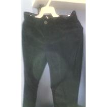 Pantalon De Pana De Nina