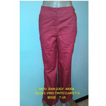 Pantalon Dama Casual Bota An Excelente Calidad Importad